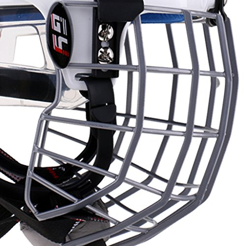 Zoom IMG-2 flameer casco da hockey elmetto
