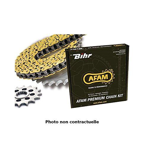 Preisvergleich Produktbild Kit Kette AFAM 420 MX Husqvarna CR65 12 – 13 14 / 50 (420 Typ MX)