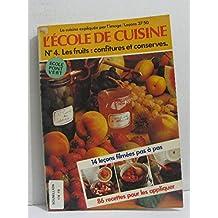 L'École de cuisine : 12 leçons filmées et 66 recettes pour les appliquer