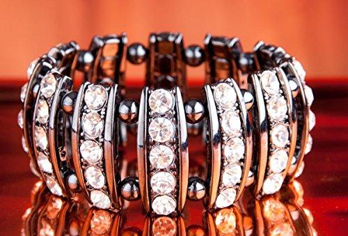 "Magnetarmband ""Brilliant"" - Esoterik günstig kaufen online Magnetschmuck"