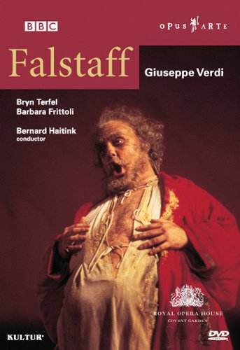 Falstaff [DVD] [2009] [Region 1] [US Import] [NTSC]