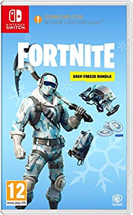 Fortnite: Deep Freeze Bundle - Nintendo Switch ...
