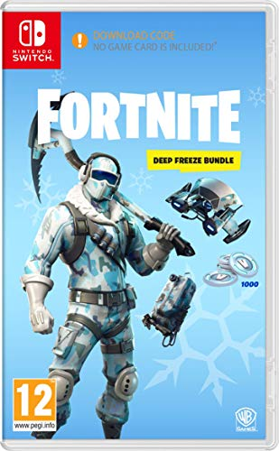 Fortnite: Deep Freeze Bundle  (Nintendo Switch)