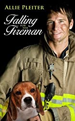 Falling For The Fireman (Thorndike Press Large Print Christian Fiction) by Allie Pleiter (2012-12-05)