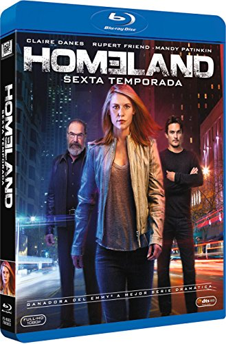 Homeland - Temporada 6 [Blu-ray]