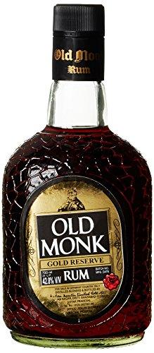 Preisvergleich Produktbild Old Monk 12 Jahre Rum (1 x 0.7 l)