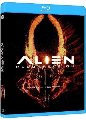 Alien 4 Resurreccion [Blu-ray] 51xjULlfuIL