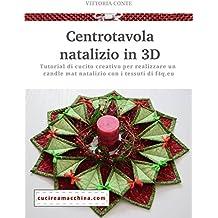 Centrotavola natalizio in 3D