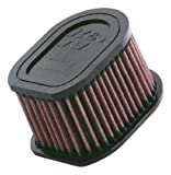 ka-1003 K & N High Flow Air Filter Fits Kawasaki Z750 750 2004 - 2012