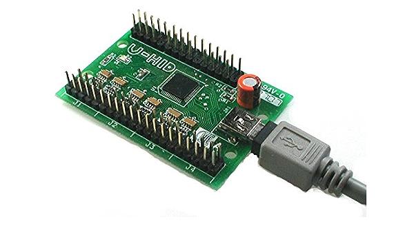 Universal Schalter U Hid Pcb Usb Taster Interface Elektronik