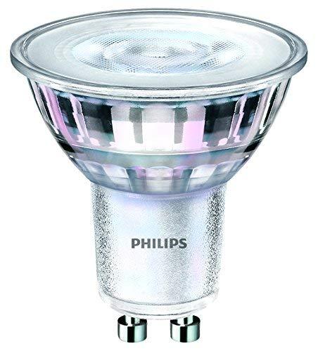 Philips LED Classic warmglow Glas Spot dimmbar, GU10, 5.5W - Classic 5.5