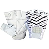 Prime Gewichteheben Fitness Body Building Gewichtstraining Leder Handschuhe 115