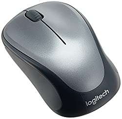 Logitech 910-002201 M235 Wireless Mouse For Windows & Mac - Blackgrey
