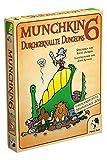 Pegasus Spiele 17216G - Munchkin 6, Durchgeknallte Dungeons