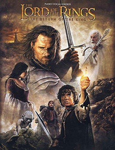 The Lord of the Rings: The Return of the King (Piano/Vocal/Chords ...
