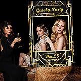 Best Party Supplies Pens - JeVenis Luxury Art Deco Party Photo Booth Prop Review
