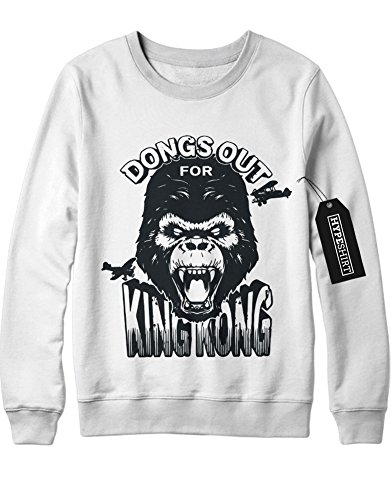 Sweatshirt King Kong