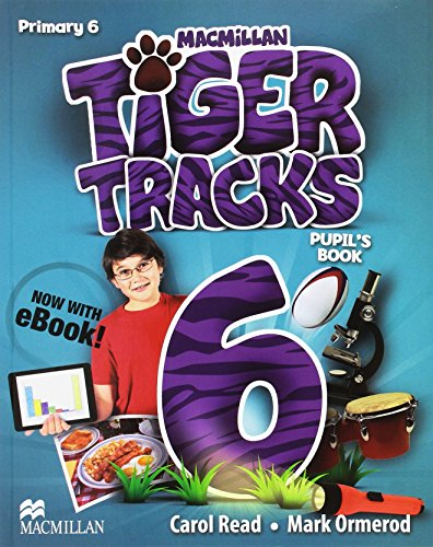 Tiger 6 pupilžs book pack [incluye e - book]