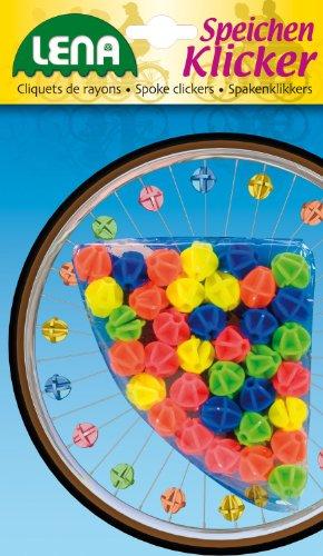Simm Speichen-Klicker bunt 28 Stück