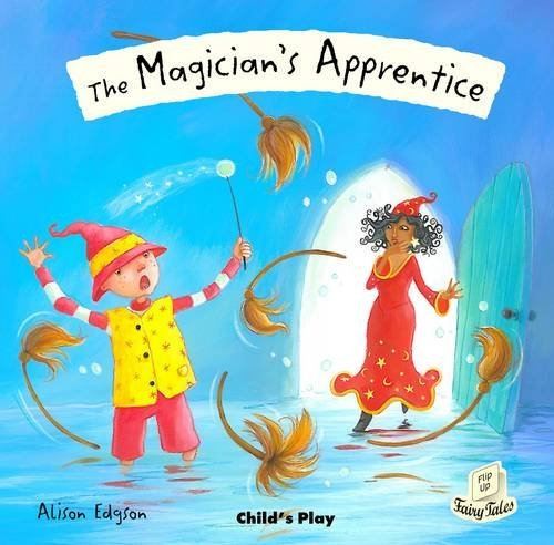 The Magician's Apprentice (Flip-Up Fairy Tales) by Alison Edgson (Illustrator) � Visit Amazon's Alison Edgson Page search results for this author Alison Edgson (Illustrator) (1-Mar-2011) Paperback