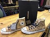 Converse Zapatillas de Ante Para Mujer Marrón Tan Gems Multicolor Size: 39 EU