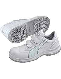 Puma Absolute Low le calzature di protezione colore bianco PU64039