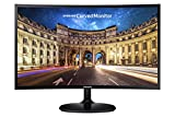 Samsung C27F390 27-Inch Curved LED Monitor - Black Gloss