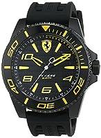 Ferrari 0830307 XX Kers - Reloj de pulsera para hombre de Scuderia Ferrari