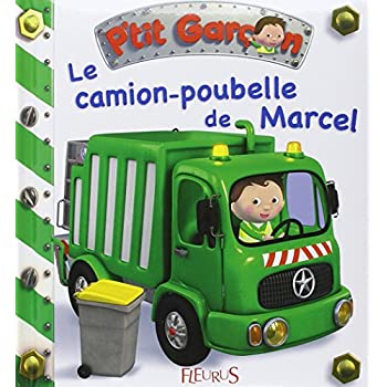 Le camion poubelle de Marcel