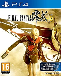Final Fantasy Type 0 HD (B00NTRQ0S2) | Amazon price tracker / tracking, Amazon price history charts, Amazon price watches, Amazon price drop alerts