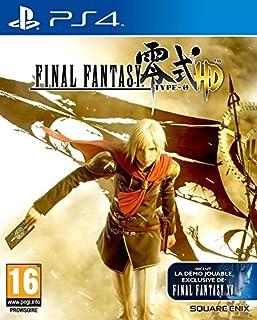 Final Fantasy Type 0 HD (B00NTRQ0S2) | Amazon Products