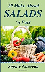 29 Make Ahead Salads 'n Fact by Nouveau, Sophie (2014) Taschenbuch