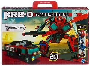 Kre-O - 306871010 - Jeu de construction - Transformers - Sentinel Prime / Fire Truck