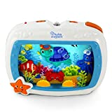 Sea Dreams Soother Proyector con luz y música, Baby Einstein