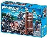 Playmobil - 5978 - Chevaliers et Tour d'Assaut Transformable en ...