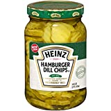 Heinz Hamburger Dill Chips 16 FL OZ