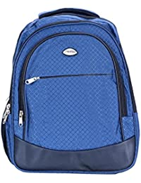 b9ce7dabcb Creation Polyster Backpack College Bag College Backpack Bag In Dark Blue  And Black