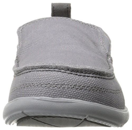 Crocs Walu, Espadrilles homme Smoke/Light Grey