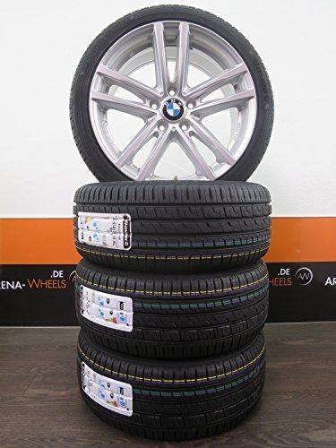 BMW 1er E81 E82 E87 F20 2er F22 3er E46 Z4 E85 18 Zoll Alufelgen Sommerräder NEU