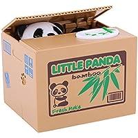 Preisvergleich für Greensen Gelddose Automatische Diebstahl Panda Piggy Bank Elektronische Spardose für Kinder