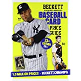 Beckett Baseball Card Price Guide 2011: The #1 Authority on Collectibles