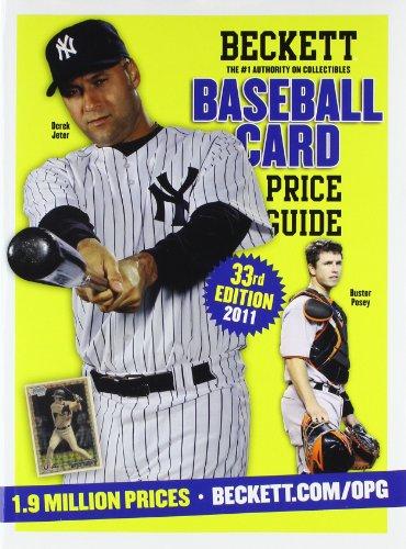Beckett Baseball Card Price Guide No 33 por Beckett