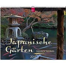 GF-Kalender JAPANISCHE GÄRTEN - Japanese Gardens 2019