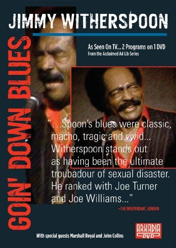 Preisvergleich Produktbild Ad Lib: Jimmy Witherspoon - Goin' Down Blues [DVD] [1980] [Region 1] [NTSC] [2009]