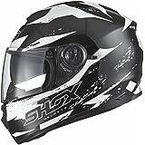 Shox Assault Trigger Motorrad Roller Helm