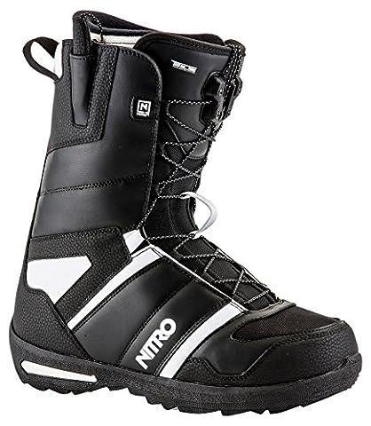 Nitro Snowboards Snowboard Chaussures Vagabond TLS