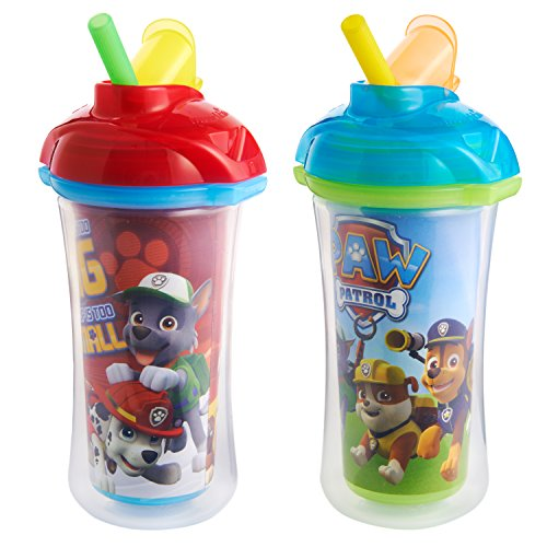 Munchkin Paw Patrol Click Lock Insulated Straw Cup (Munchkin-cup-stroh)