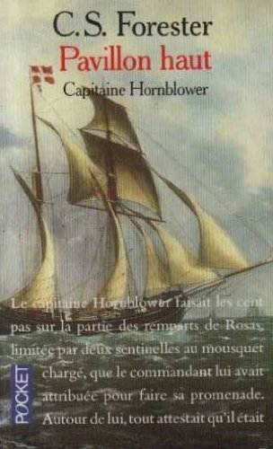 PAVILLON HAUT CAPITAINE HORNBLOWER