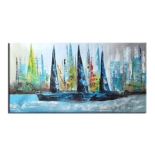 Raybre art 60 x 120 cm 100 dipinti a mano quadri - Dipinti moderni per cucina ...
