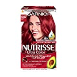 Garnier Nutrisse Ultra-Colour 6.60 Fiery Red